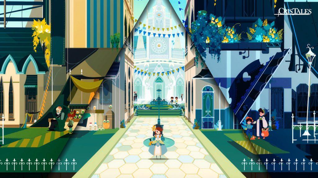 Thế giới và đồ hoạ trong game khá đẹp mắt, được phát triển khá là nghệ thuật.