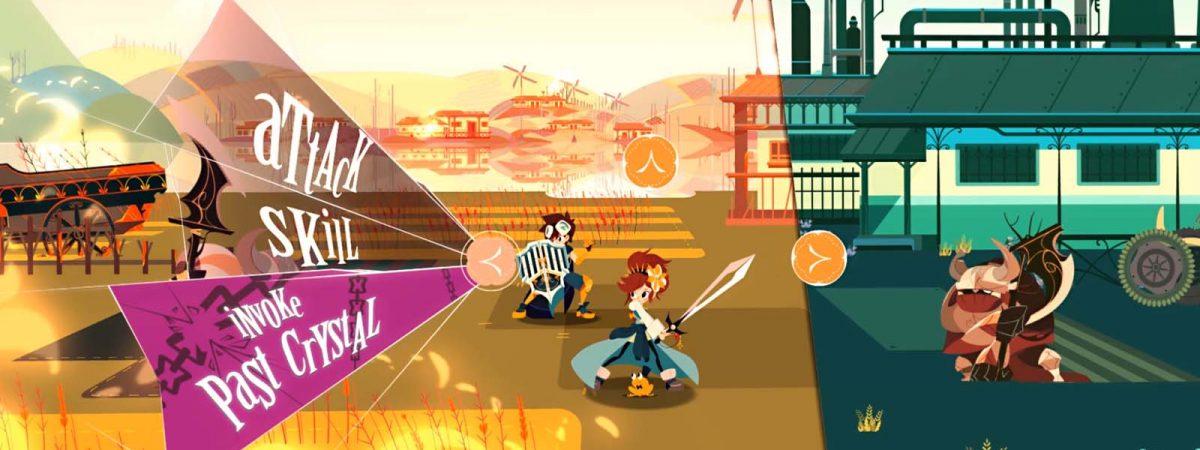 Trải nghiệm mới lạ, hấp dẫn trong game nhập vai Cris Tales