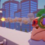 Worms Rumble tựa game dành cho các fan cứng của Gunbound