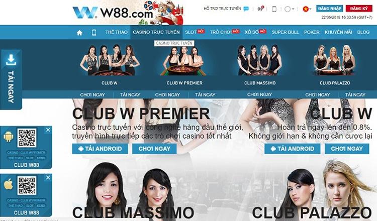 Nha cai W88