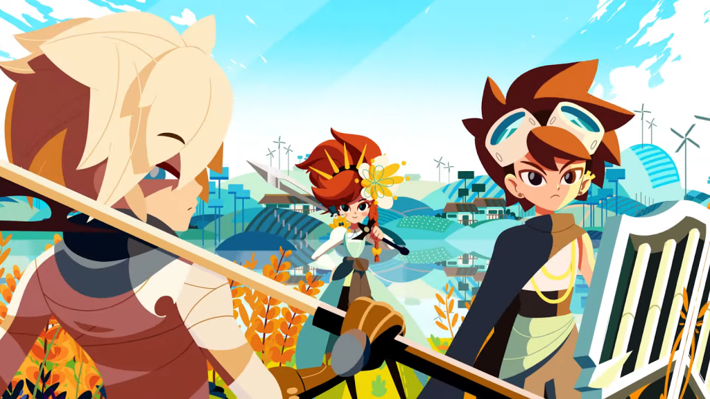 Game nhập vai Cris Tales độc đáo mang phong cách JRPG do nhà phát triển Columbia xây dựng nên.