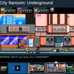 Underground bị Alex Mauer tấn công