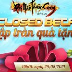Đại Náo Thiên Cung chính thức khai mở Closed Beta 29/05, tặng Giftcode hấp dẫn