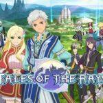 Bandai Namco chính thức công bố phiên bản quốc tế cho Tales of the Rays