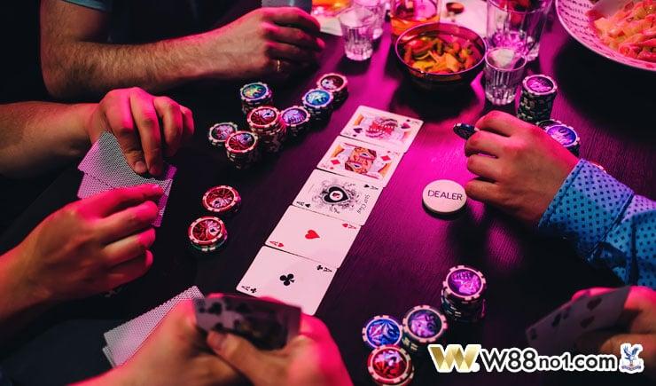 All in trong Poker là gì